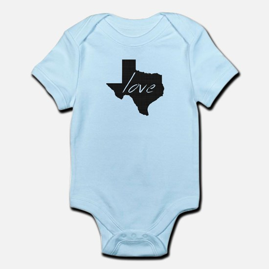 Love Texas Infant Bodysuit