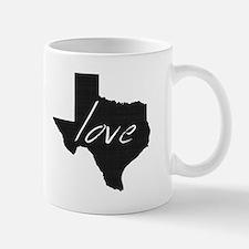Love Texas Mug