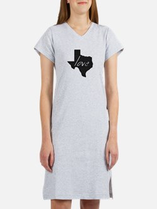 Love Texas Women's Nightshirt