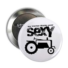 my tractor button