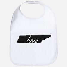 Love Tennessee Bib