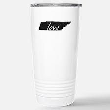 Love Tennessee Travel Mug