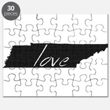 Love Tennessee Puzzle