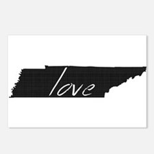Love Tennessee Postcards (Package of 8)