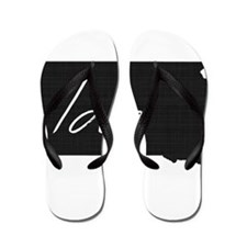 South Dakota Flip Flops