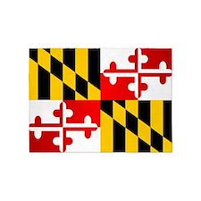 Maryland (F15)b 5'x7'Area Rug