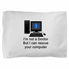 doctor copy.png Pillow Sham