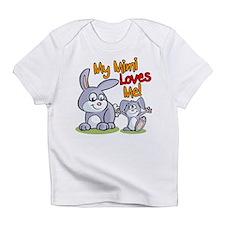 My Mimi Loves Me Bunny Infant T-Shirt