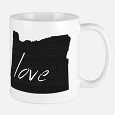 Love Oregon Mug