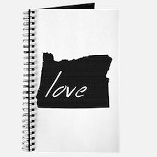 Love Oregon Journal