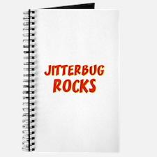 Jitterbug Rocks Journal