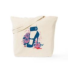 High Heels Tote Bag