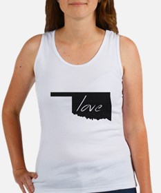 Love Oklahoma Women's Tank Top