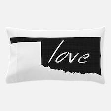 Love Oklahoma Pillow Case