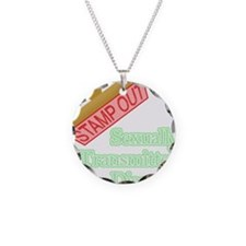 Small Intestine Cancer Necklace