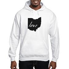 Love Ohio Hoodie
