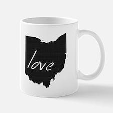 Love Ohio Mug