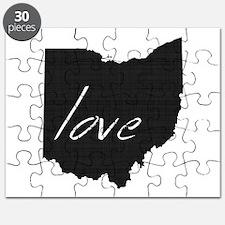 Love Ohio Puzzle