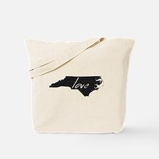 North Carolina Tote Bag