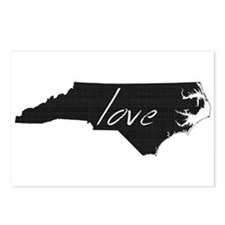 North Carolina Postcards (Package of 8)