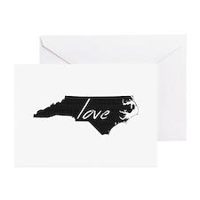 North Carolina Greeting Cards (Pk of 20)