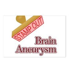 Brain Aneurysm Postcards (Package of 8)