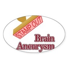 Brain Aneurysm Decal