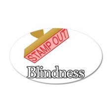 Blindness.png Wall Decal