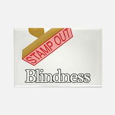 Blindness.png Rectangle Magnet