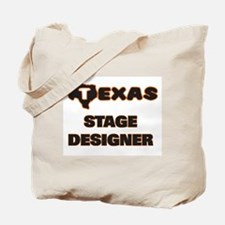 Texas Stage Designer Tote Bag