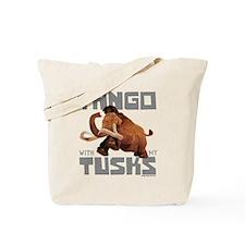 Ice Age Tango Tote Bag