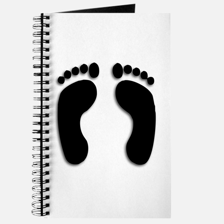 Bare foot Prints Journal