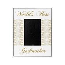 World's Best Godmother Picture Frame