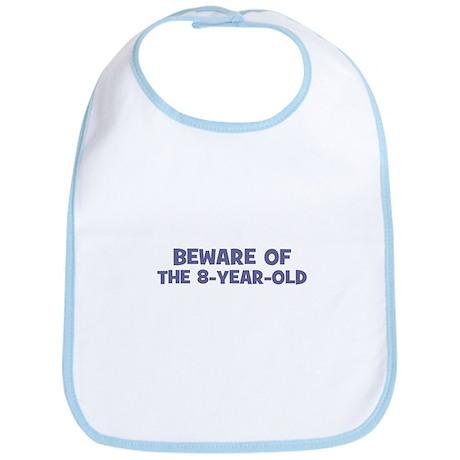 Beware of the 8-Year-Old Bib