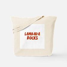 Lambada Rocks Tote Bag