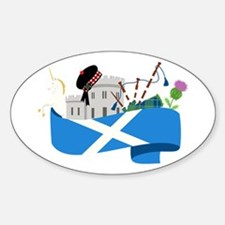 Scottish Decal
