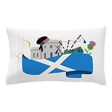 Scottish Pillow Case