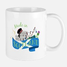 Made In Scotland Mugs