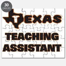 Texas Teaching Assistant Puzzle