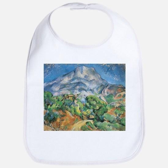 Cezanne Mont Sainte Victoire Bib