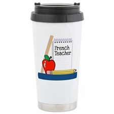 Cute Homework Travel Mug
