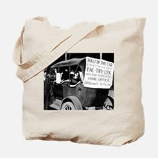 Fac-Try-Lyk Auto Paint Tote Bag