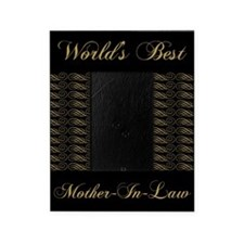 World's Best Mother-In-Law Picture Frame