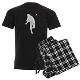 Baseball Men's Dark Pajamas
