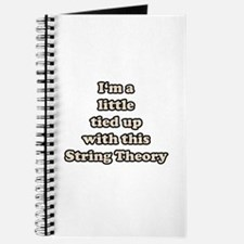 Tied Up String Theory Journal