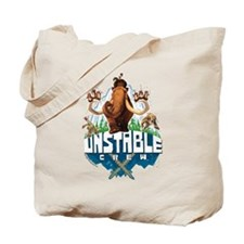 Ice Age Unstable Tote Bag