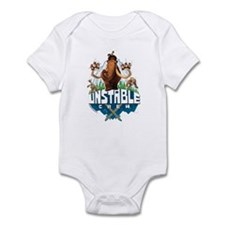 Ice Age Unstable Infant Bodysuit