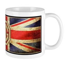 MG Union Jack Mugs