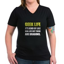 Geek Life Dragons T-Shirt