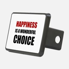 Happiness Wonderful Choice Hitch Cover